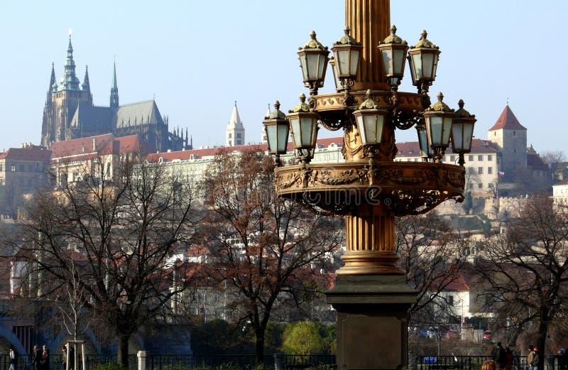 Download Praga in autunno fotografia stock. Immagine di praga, monumento - 7300288