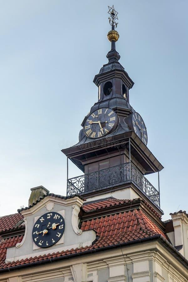 PRAGA, czech REPUBLIC/EUROPE - WRZESIEŃ 24: Iglica Jewi obrazy stock