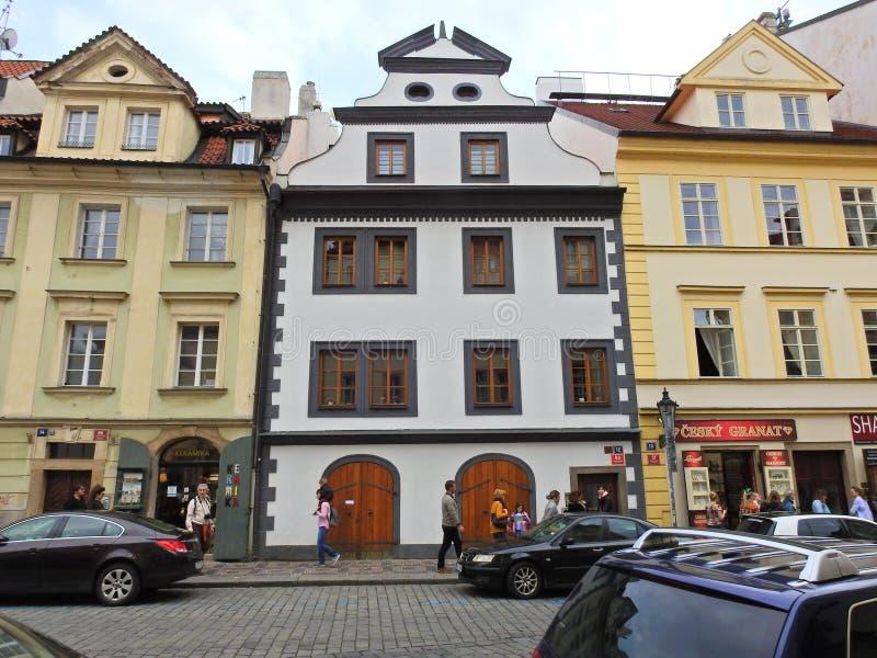 Praga en la primavera 2019 foto de archivo libre de regalías