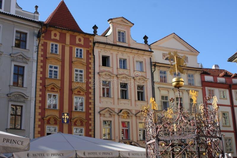 Praga famosa imagen de archivo