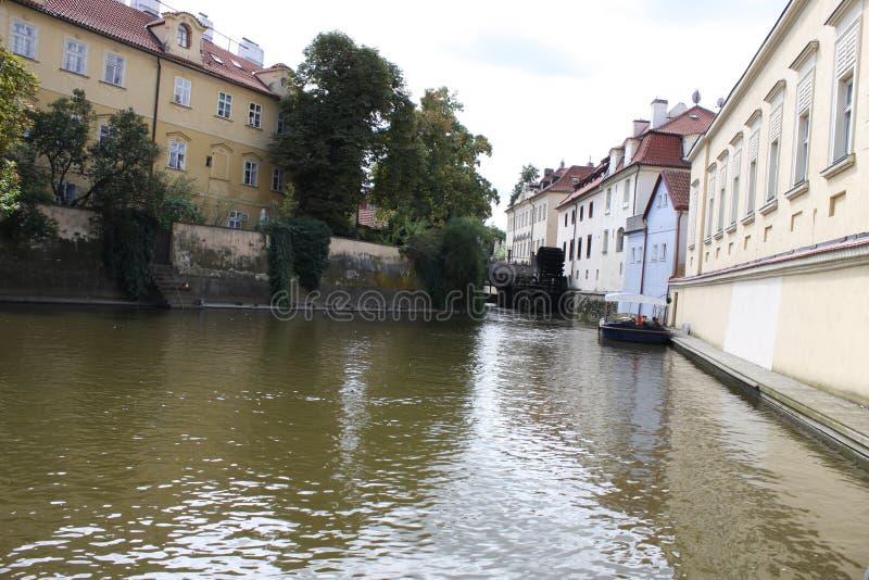 Praga famosa imágenes de archivo libres de regalías