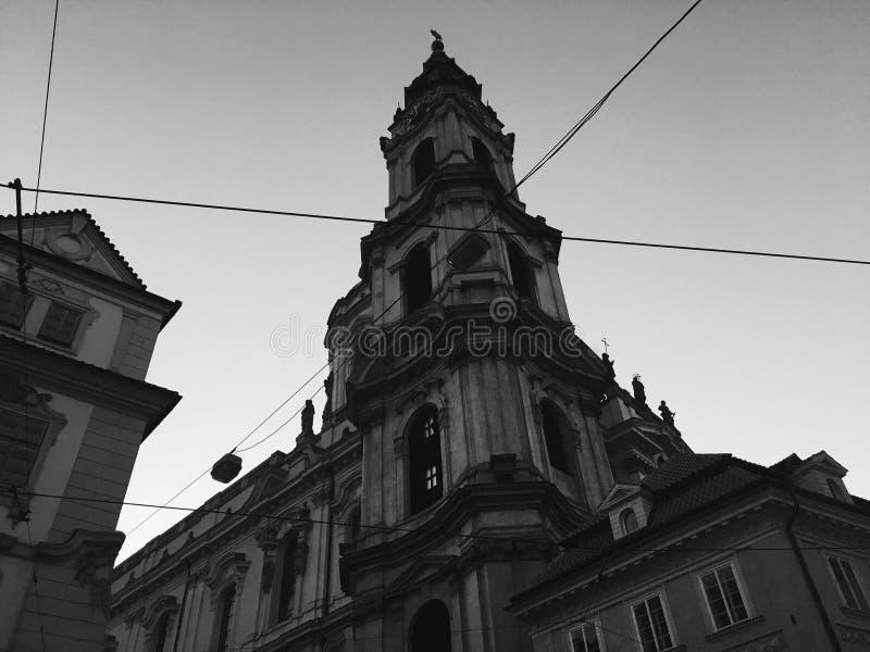 Praga, República Checa fotografia de stock