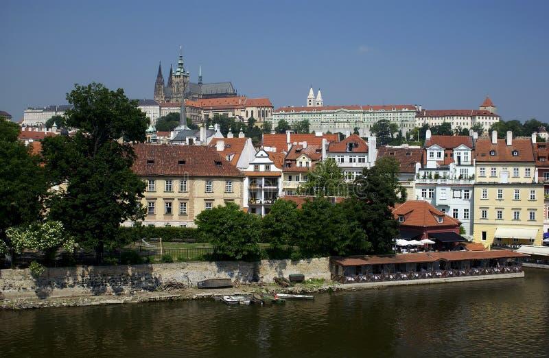 Praga - República Checa Imagem de Stock