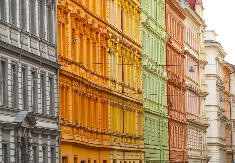 Praga, República Checa E imagens de stock royalty free