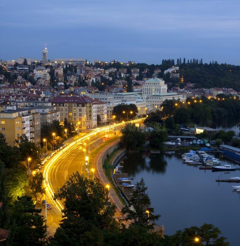 Praga, Repubblica ceca. fotografia stock libera da diritti