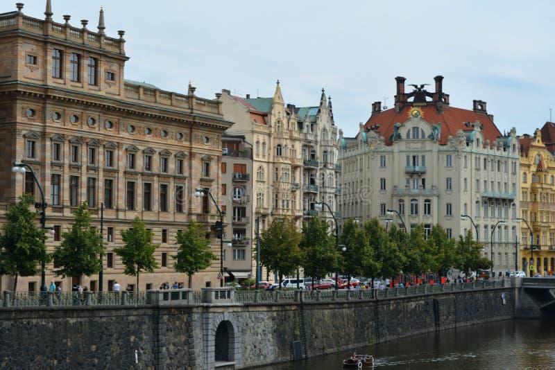Praga republika czech fotografia stock