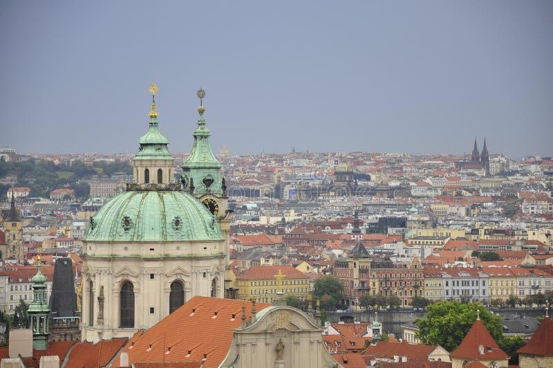 Praga Stary miasteczko, republika czech zdjęcie royalty free