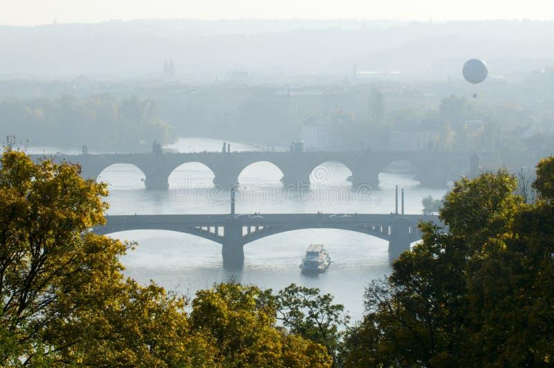 Praga - turystyczny miasto obrazy royalty free