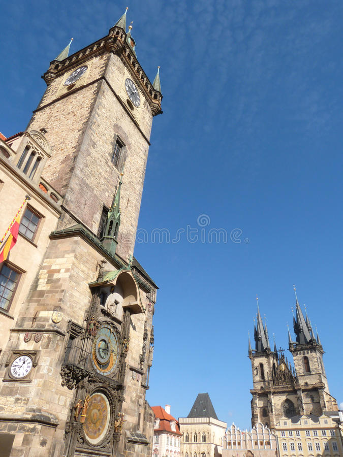 Praga (UNESCO) fotografia de stock royalty free