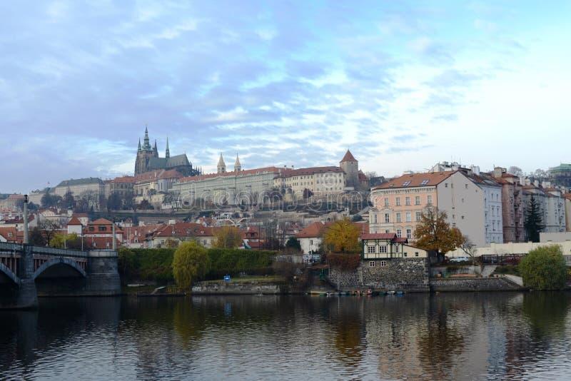Praga. Vistas de la ciudad foto de archivo libre de regalías