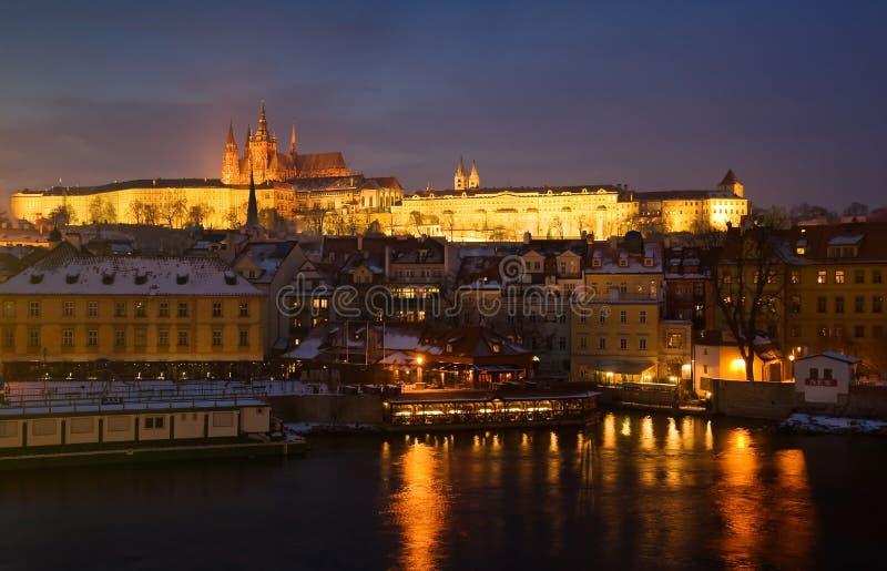 Prague à proche photo libre de droits