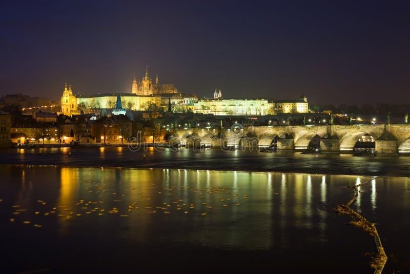 Prague à proche photographie stock libre de droits