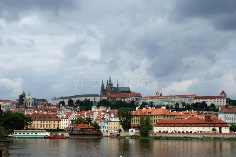 Prague image libre de droits