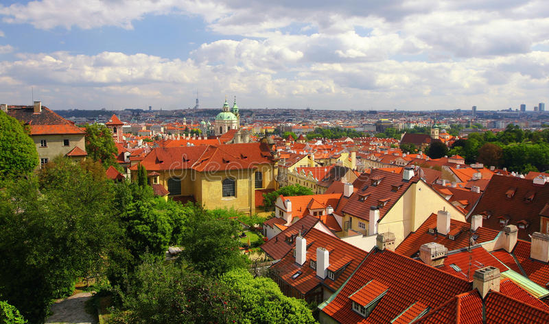 Download Prague stock image. Image of history, exterior, center - 11024899