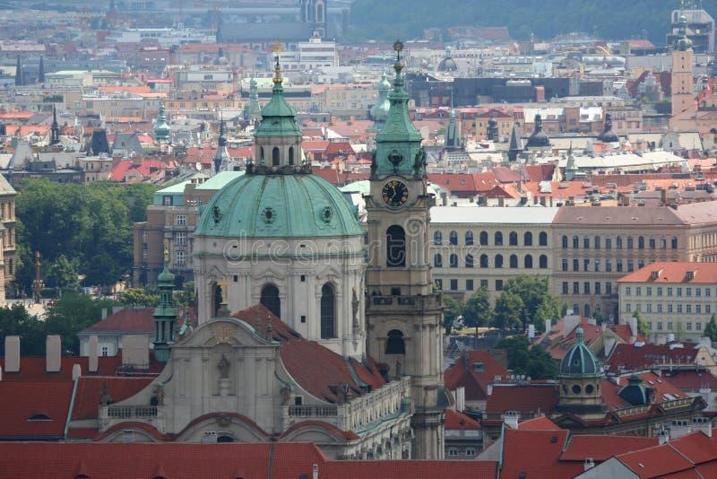 Download Prague. stock photo. Image of human, building, large - 11029224