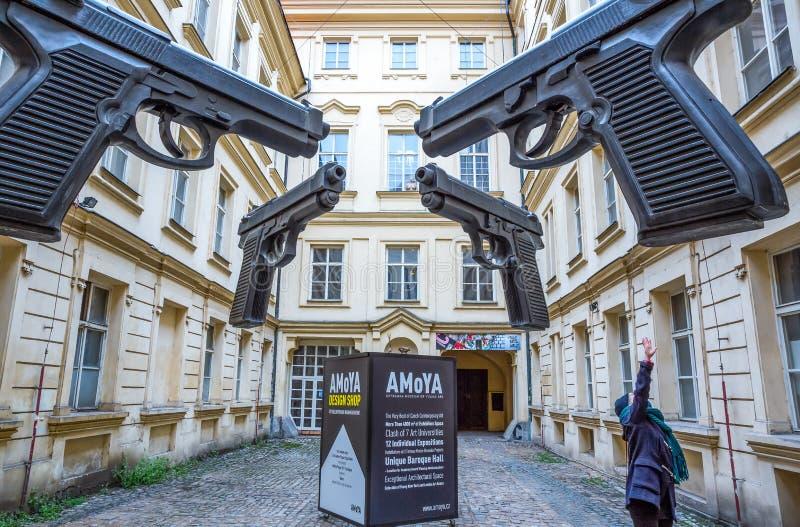 Prague royaltyfria bilder