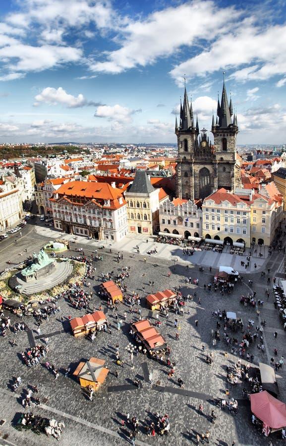 Prague photographie stock libre de droits