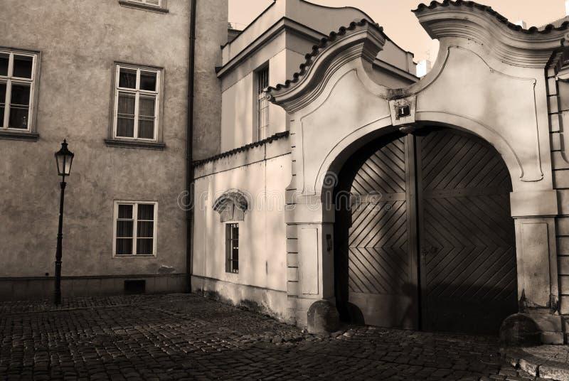 Download Prague stock image. Image of door, prague, history, lamp - 19324499