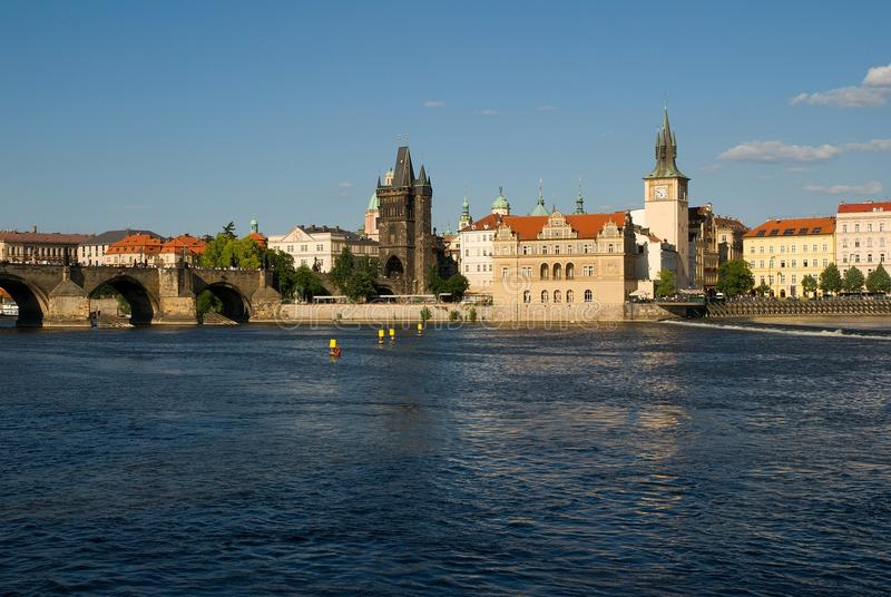 Download Prague stock photo. Image of river, tourism, travel, weather - 26545680