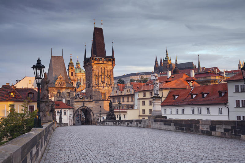 Prague. photos stock