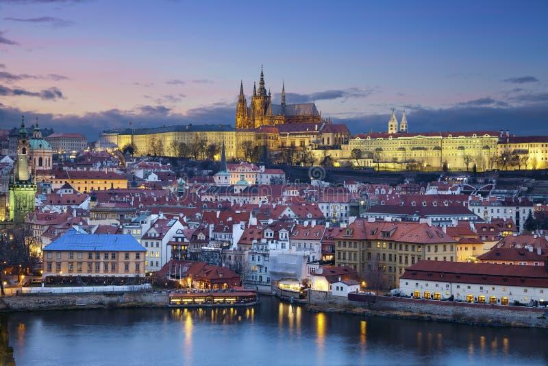 Prague. photos libres de droits