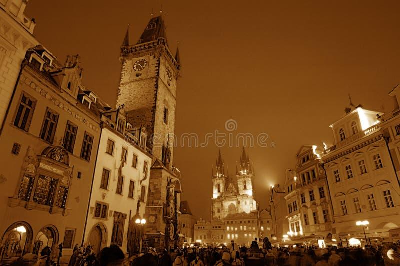 Download Prague стоковое фото. изображение насчитывающей средне - 477450