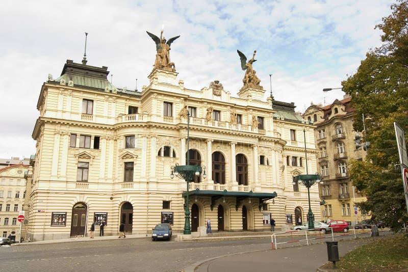 Prague Architecture stock images
