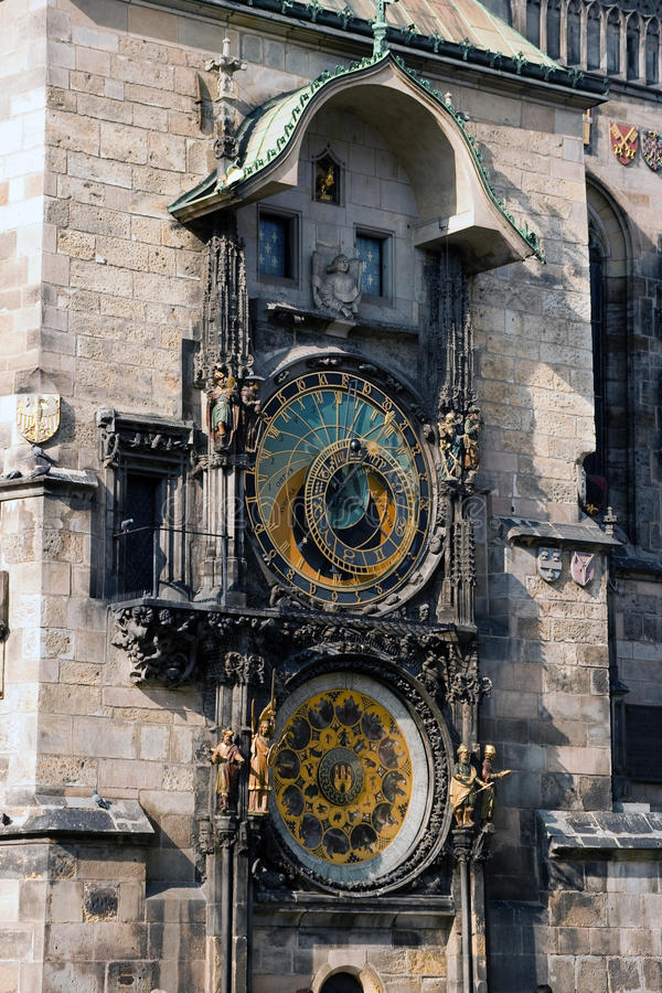 Download Prague architectures. stock photo. Image of touristic - 12944250