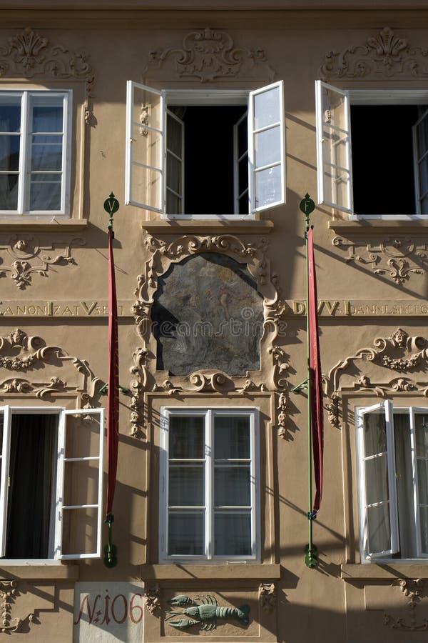 Download Prague - Baroque Facade Royalty Free Stock Image - Image: 11540266