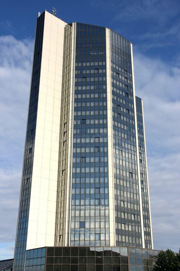 Prague business stock photo