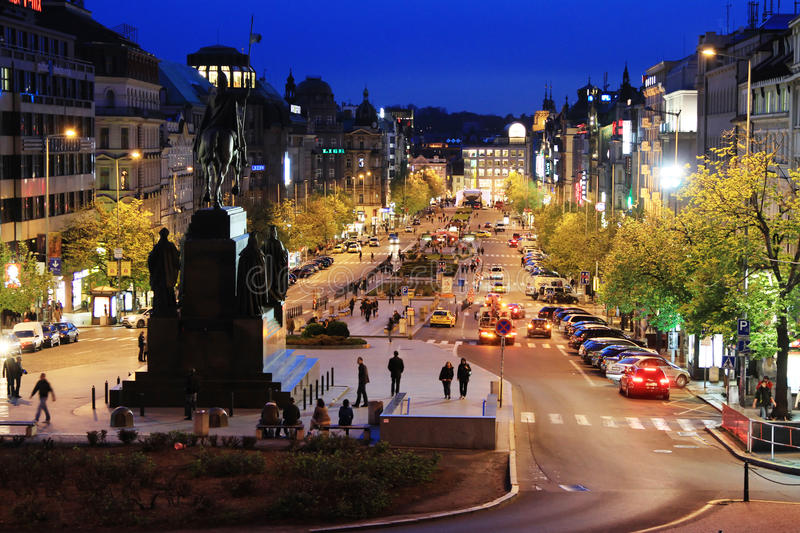 Download Prague, The Capital Of Czech Republic Editorial Photography - Image: 24929407