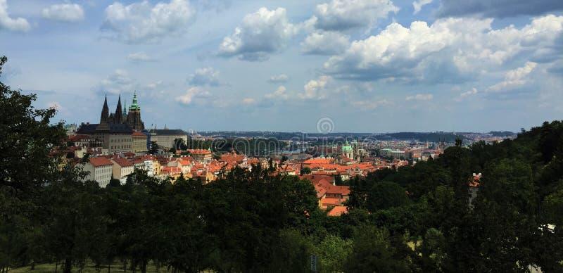 Prague, capitale de la République Tchèque images stock