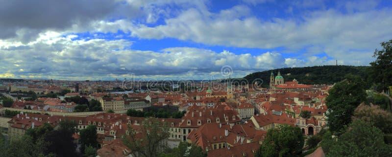 Prague, capitale de la République Tchèque photo libre de droits