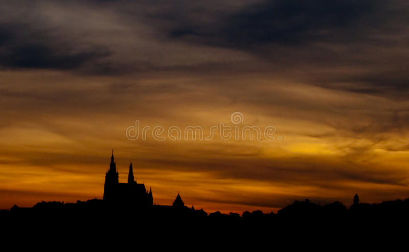 Download Prague Castle Royalty Free Stock Images - Image: 14160309