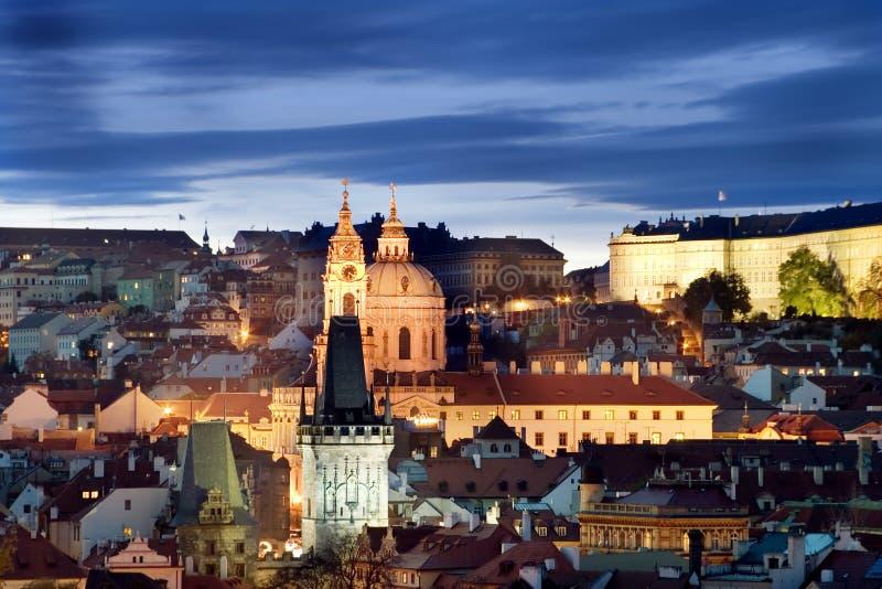 Download Prague Castle Cityscape stock photo. Image of landscape - 610778