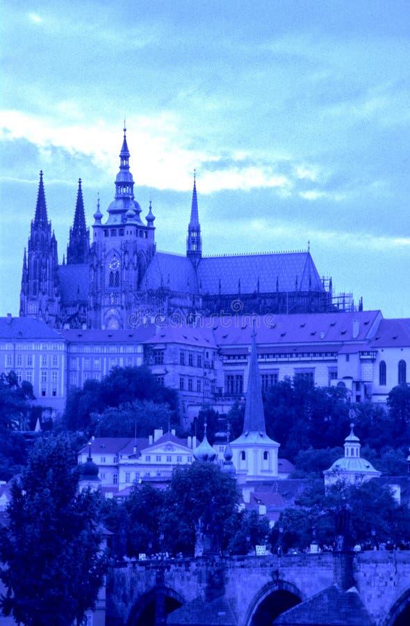 Prague Castle- Czech Republic Royalty Free Stock Images