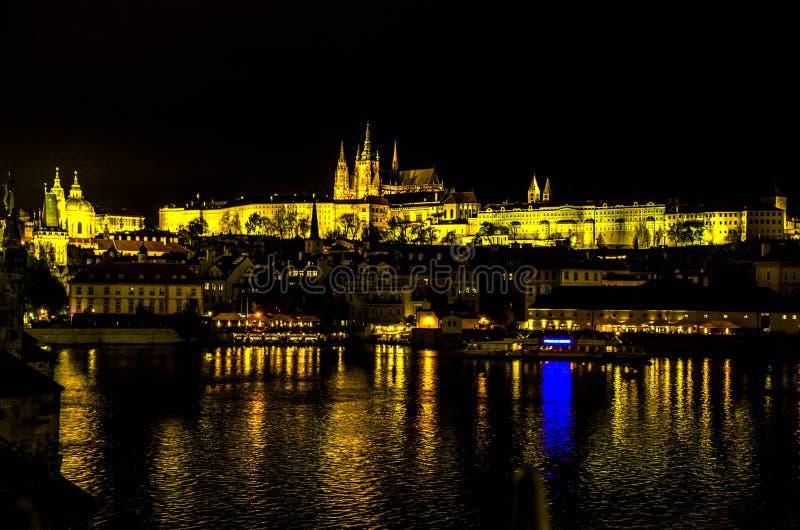 Prague Castle, Czech Republic 2017 royalty free stock photo
