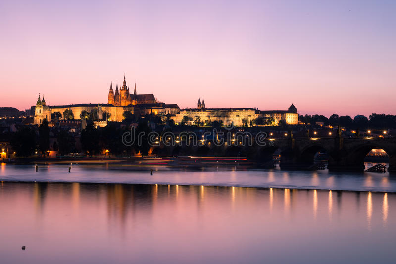 Download Prague Castle stock image. Image of bank, europe, historical - 32883099
