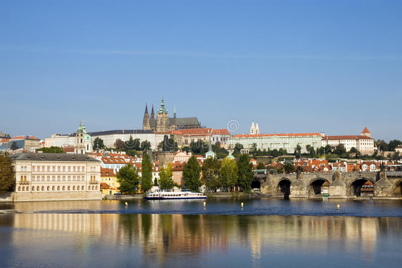 Download Prague Castle In Late Afternoon Stock Photos - Image: 11385753