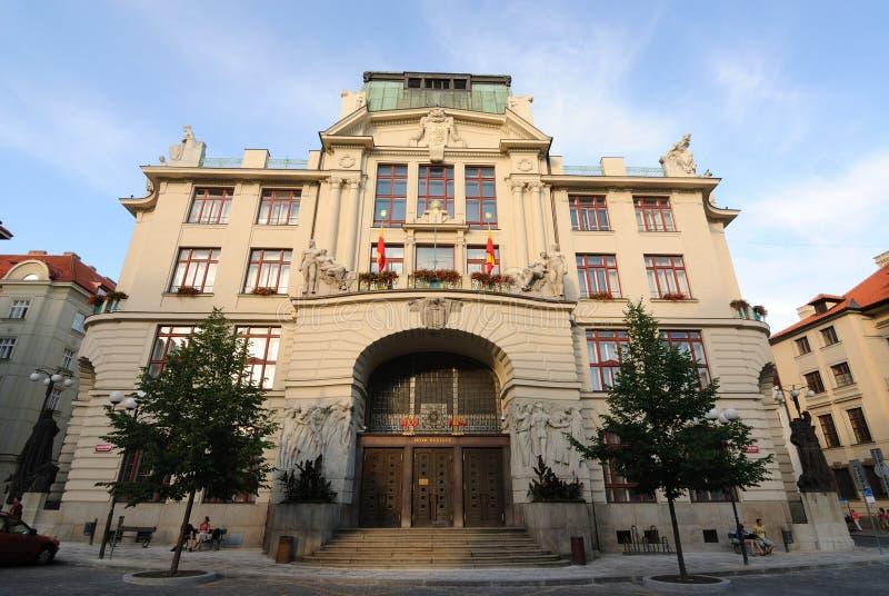 Download Prague City Hall editorial photo. Image of europe, mari - 15633556
