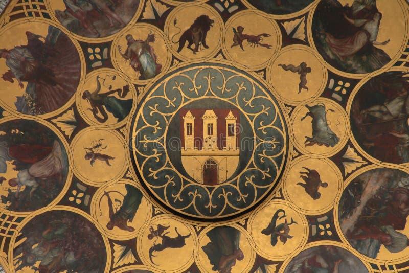 Download Prague Clock Royalty Free Stock Image - Image: 10761686