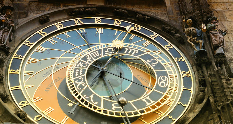 Download Prague Clock stock photo. Image of architecture, prague - 19426002