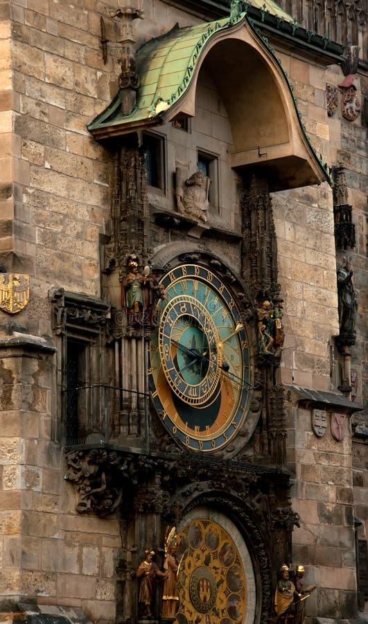 Download Prague clock stock photo. Image of europe, clock, heritage - 20479410