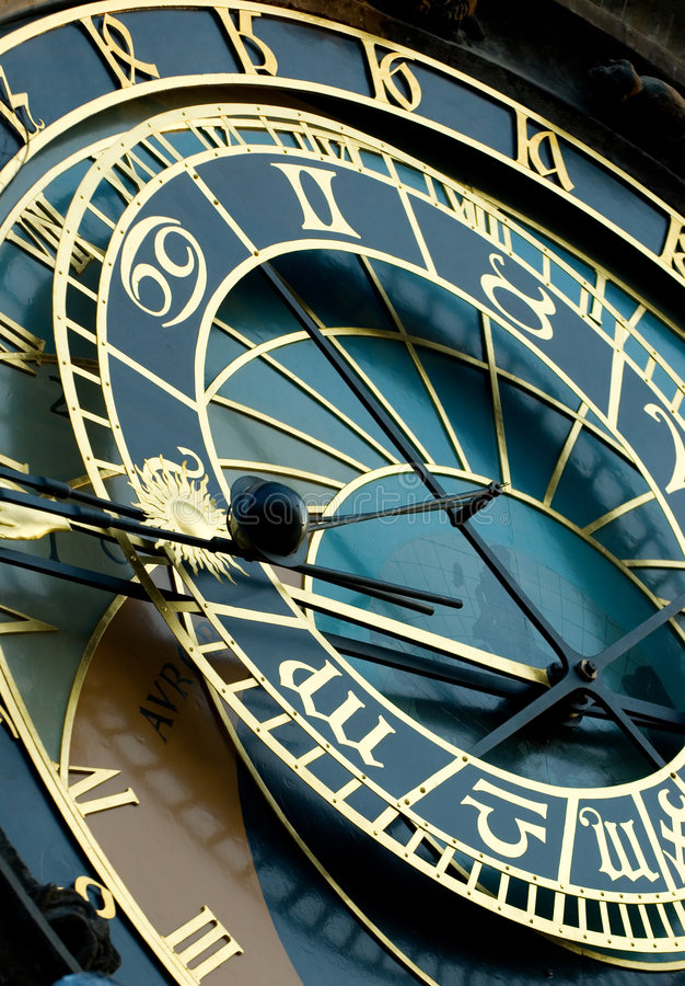 Download Prague Clock stock image. Image of astrology, esoteric - 2966039