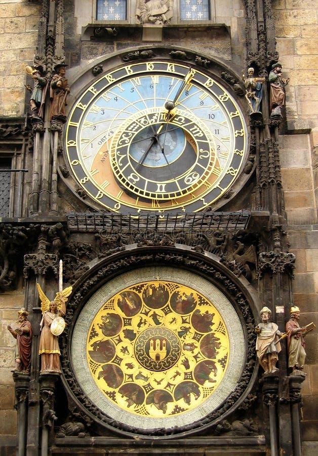 Download Prague clock stock image. Image of black, accuracy, clock - 4144761