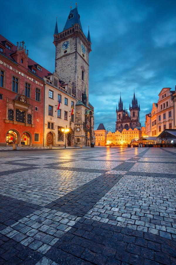 Prague, Czech Republic. royalty free stock photography