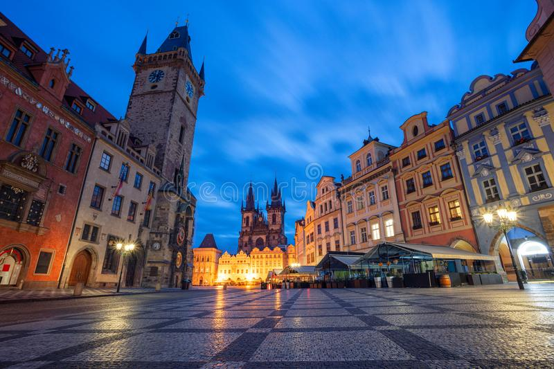 Prague, Czech Republic. stock image