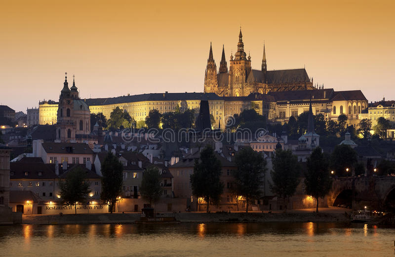Download Prague - Czech Republic stock photo. Image of view, cathedral - 31365414