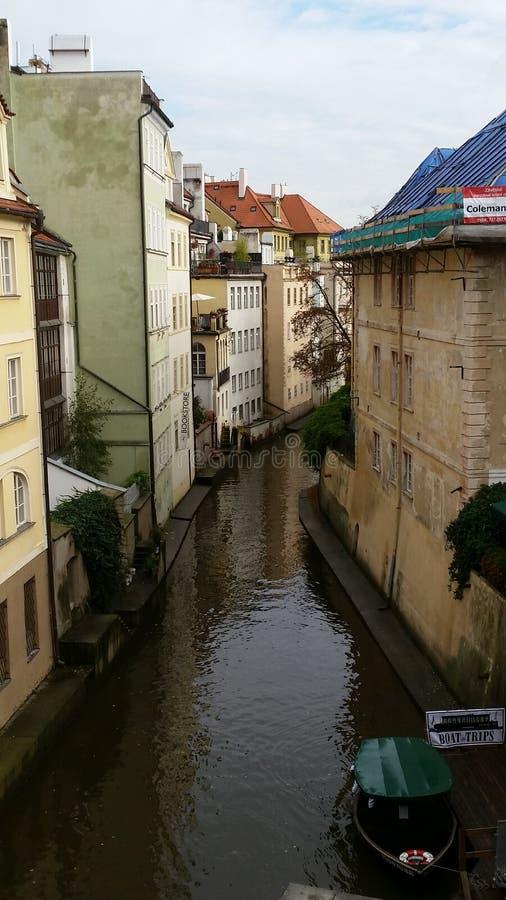 Prague ferie royaltyfri fotografi