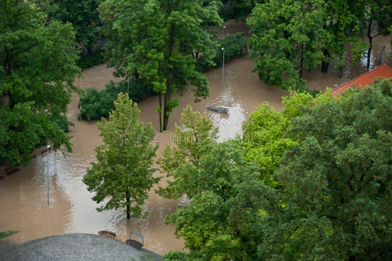 Download Prague flood June 2013 editorial photo. Image of catastrophe - 31375236